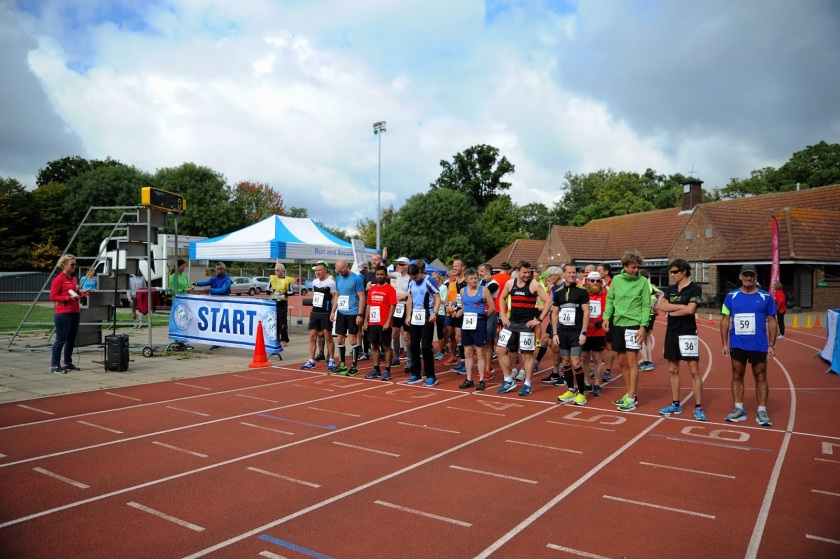 TOOTING 24H TRACK RACE – 2017